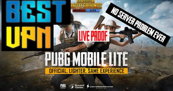Best VPN For PUBG Mobile Lite