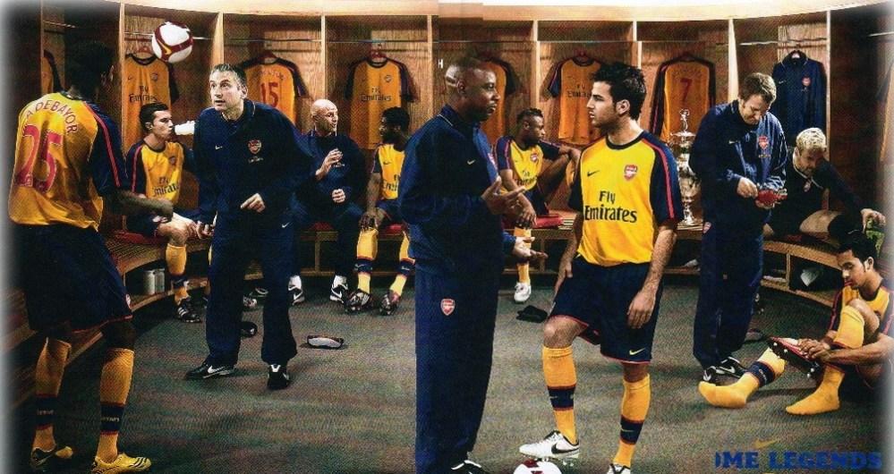 08/09 Arsenal Kit Preview
