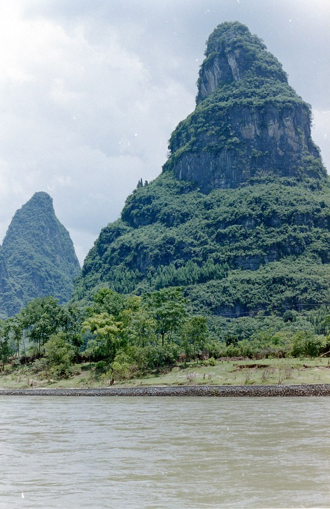 Yangshuo, not really China! (3/6)