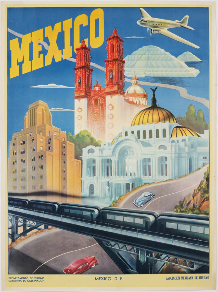 Cool Travel Posters At Miami Intl Airport Stuck At The