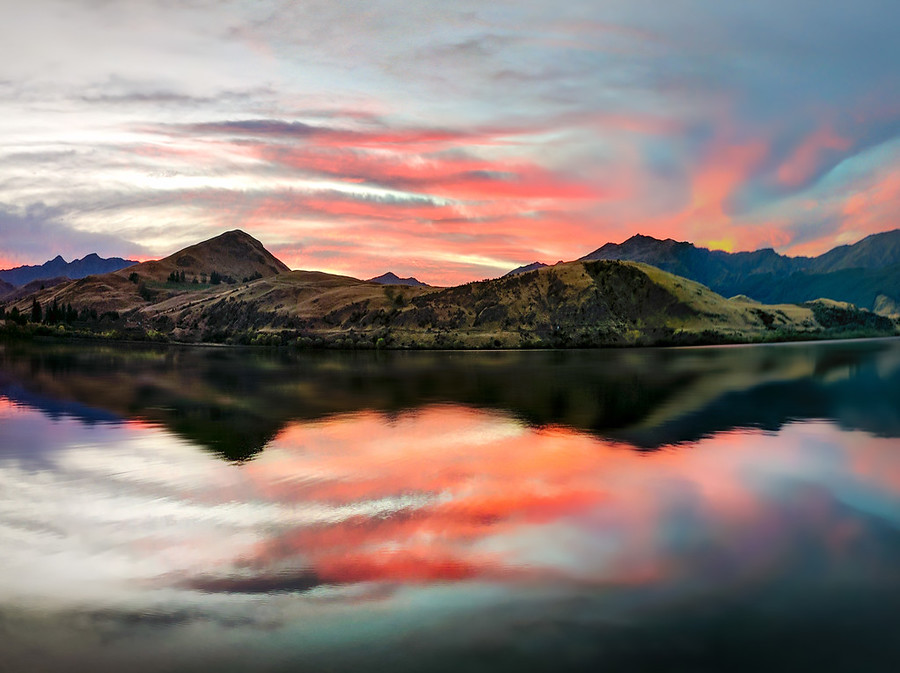 Another Amazing Queenstown Reflection