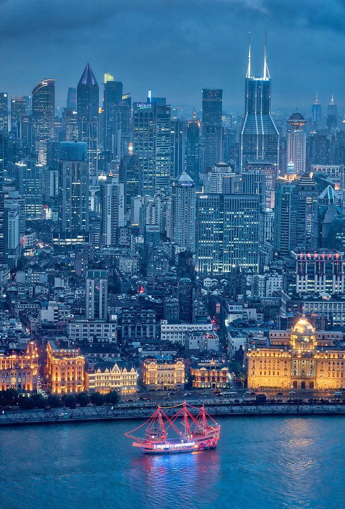 Shanghai,, China