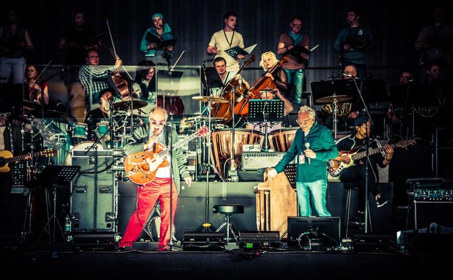 Hans Zimmer in Concert