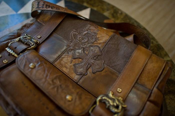 Mark Nason Bag Photo
