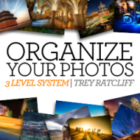 Organize Your Photos - The Three Level System