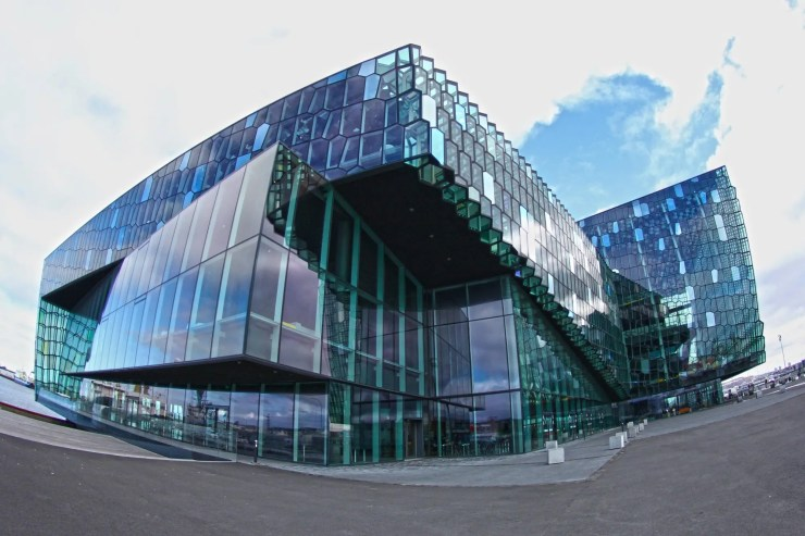 Harpa, the concert hall constructed in 2011, is just as much a work of art as the music it houses on a regular basis.