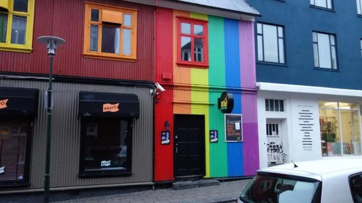 Gay Reykjavik :)
