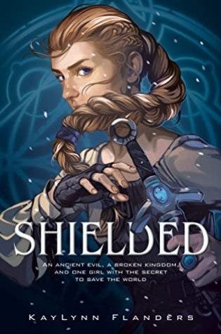 Blog Tour – Shielded by KayLynn Flanders