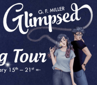 Blog Tour– Glimpsed by GF Miller