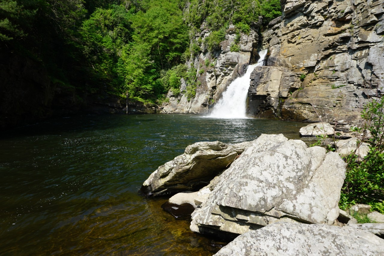 A Weekend in Linville Falls, NC