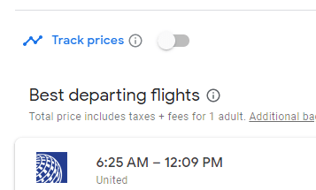 Using Google Flights you can track the flight you are searching for and get notified when there is a price change.