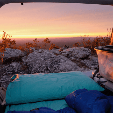 The Best Places to Camp on the East Coast