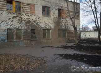 В Днепропетровской области сервисный центр МВД забрызгали 20 тоннами жидких фекалий 2