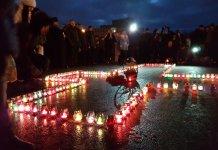 В Харькове почтили память жертв голодоморов 4