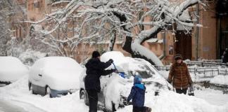 На северо-востоке Украины ожидаются сложные погодные условия