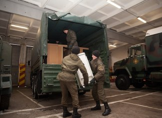 Медики Национальной гвардии получили помощь от Нидерландов 3