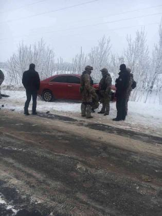 На Харьковщине КОРД задержал банду, в которую входили экс-правоохранители 1
