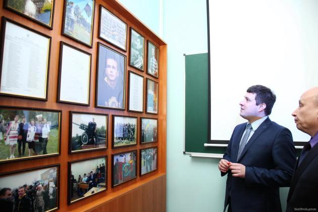 В харьковском ВУЗе открыли лабораторию в честь Героя Небесной Сотни 6
