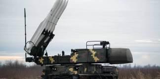 Украина снова проведёт стрельбы возле АР Крым - оккупанты выступили против