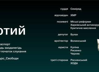 "Активисты зовут харьковчан на суд по ""одороблу"""