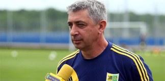 """Бывший тренер """"Металлиста"""" подал против клуба иск на 407 тысяч долларов"""