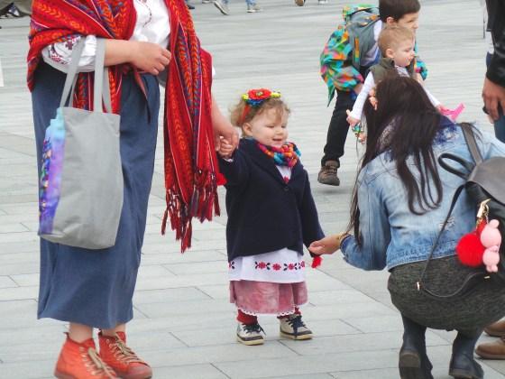 В Харькове прошёл марш вышиванок 5