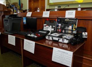 Европейцы передали полиции Харьковщины технику почти на 3 миллиона гривен 1