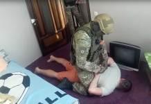На Харьковщине КОРД задержал опасного злоумышленника