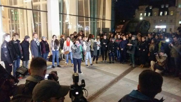 В Харькове состоялась акция в поддержку ЛГБТ 2