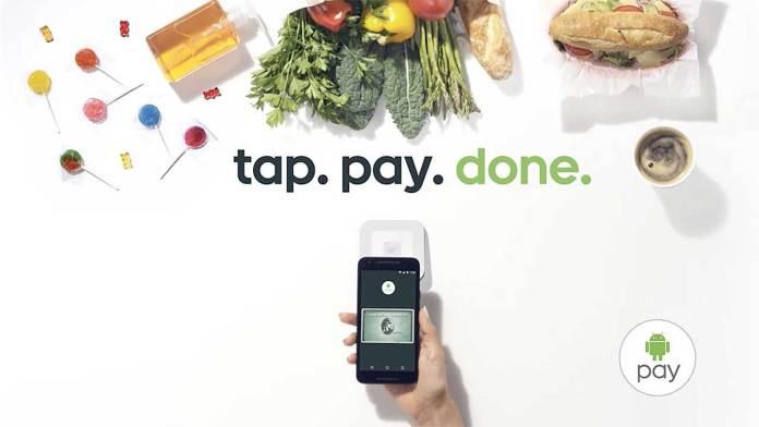 Google готовится к запуску платёжного сервиса Android Pay в Украине 1