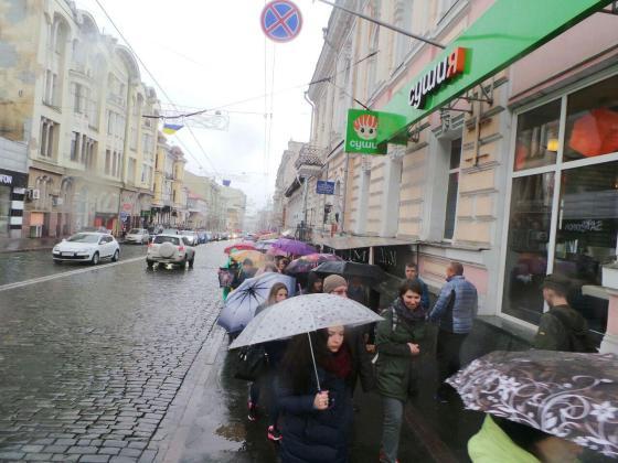 В Харькове митинговали за права животных 15