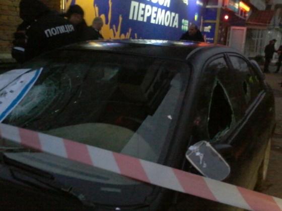 """В Хмельницком произошла стрельба в """"помещениях для розыгрыша лотерей"""" 4"""