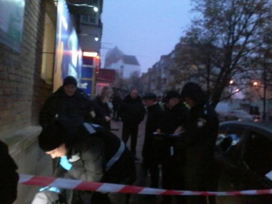 """В Хмельницком произошла стрельба в """"помещениях для розыгрыша лотерей"""" 6"""