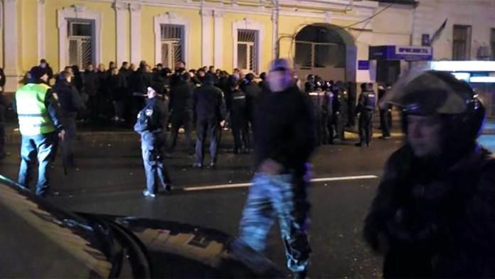 В центре Харькова в ходе массовой драки разгромили паб