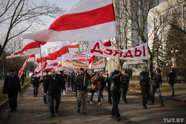 В Беларуси почтили память жертв сталинских репрессий 2