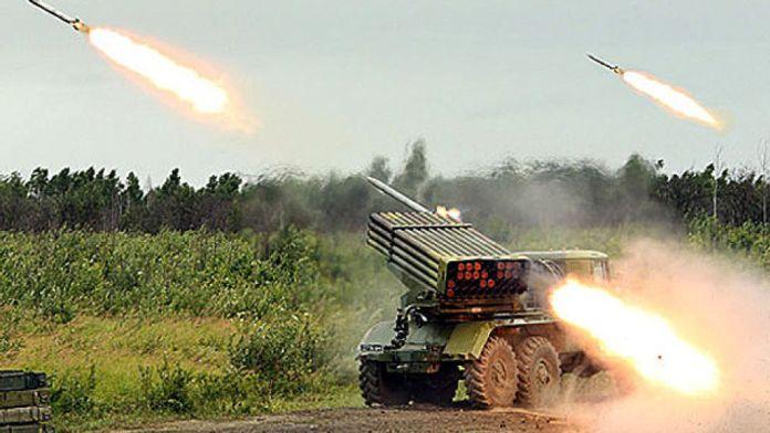 Обострение на востоке Донбасса: боевики выпустили 247 ракет