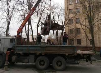 В харьковском саду Шевченко появился памятник ещё одному поэту и писателю 2