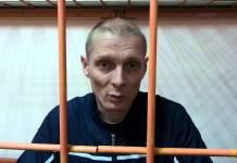 Харьковского сепаратиста Юдаева освободили в зале суда 1