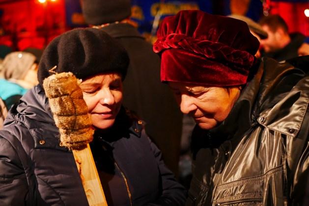 В Украине отпраздновали день рождения Степана Бандеры 18