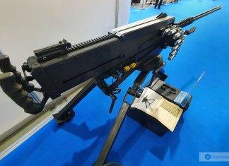 Великокаліберний кулемет Snipex Laska K-2 від XADO
