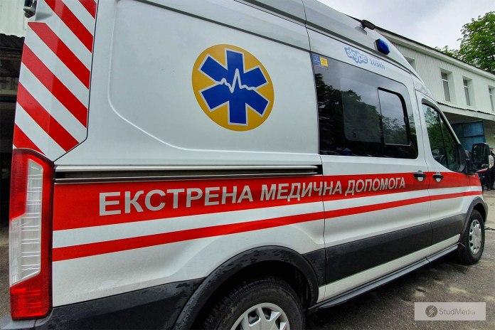 Автомобіль екстреної медичної допомоги (швидка)