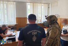 СБУ знешкодила злочинне угруповання, створене діючими та колишніми поліцейськими
