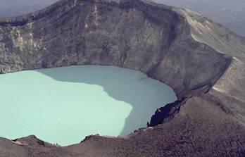 Вулканы действующие спящие и потухшие