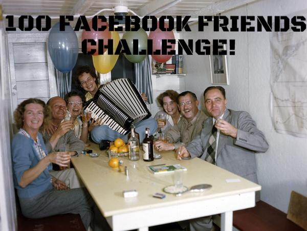 Making friends on social media