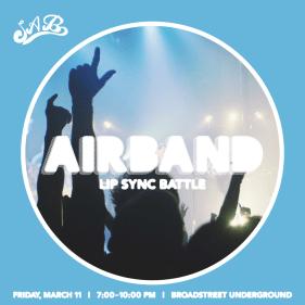 AirBand: Lip-Sync Battle