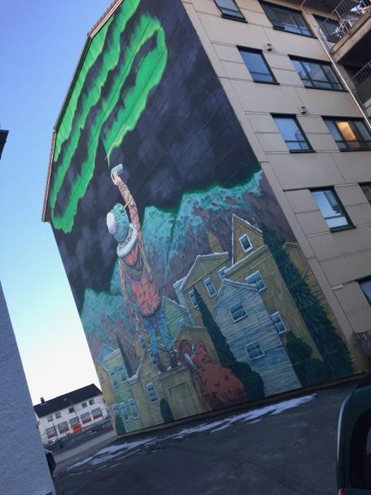 Street art Bodø