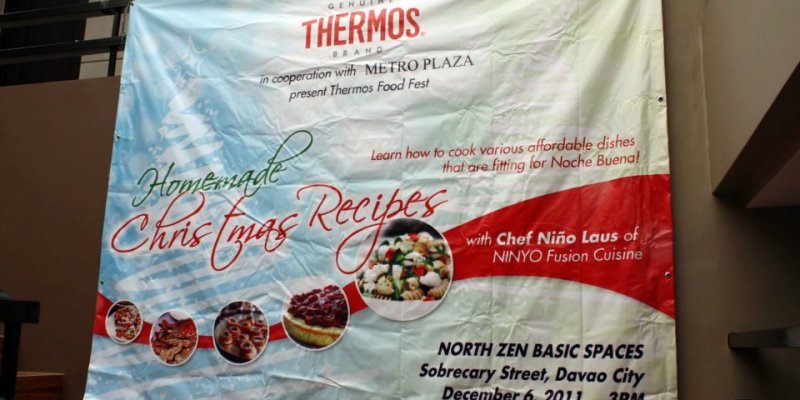 Thermos Food Fest @ North Zen Basic Spaces