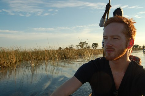 Erik Sandsmark3. klasse Industriell designOkoronkwo Delta, Botswana