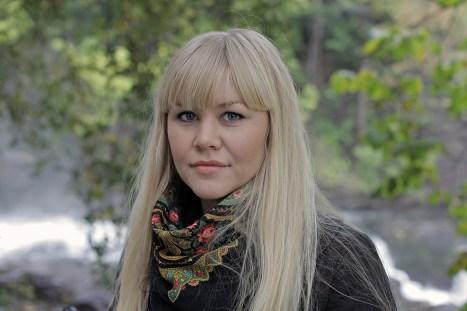 Aina BassoMastergrad i historieJobber som forfatter og i Oslo ByarkivFoto: Kim Ramberghaug