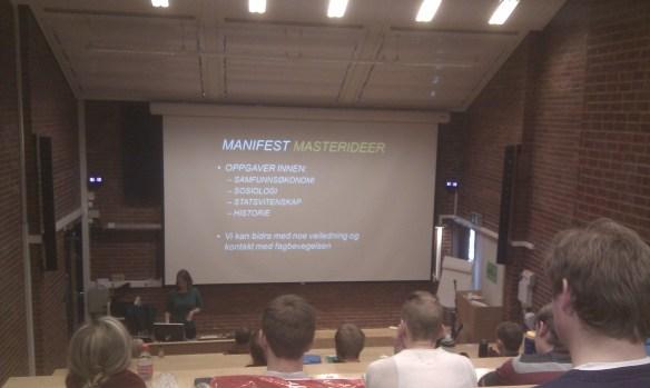 Bedpres Manifest Analyse